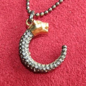Stella & Dot Cat necklace NWOT